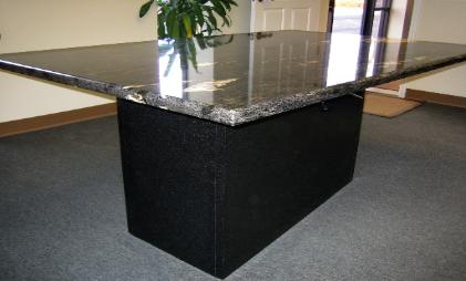 Outdoor Table Bases For Granite Tops Modern Patio Amp .